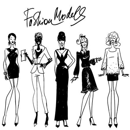 moda ropa: Fashion Models