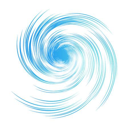 Vector swirling backdrop.