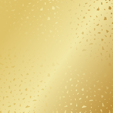 A Vector gold blurred gradient style background. Abstract smooth colorful illustration, social media wallpaper Vectores