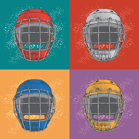3 315 Ice Hockey Goalie Stock Vector Illustration And Royalty Free