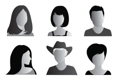 avatars: Foto segnaletiche anonimo