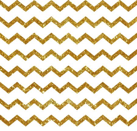 rayas: Patrón transparente con rayas doradas. Textura del brillo.