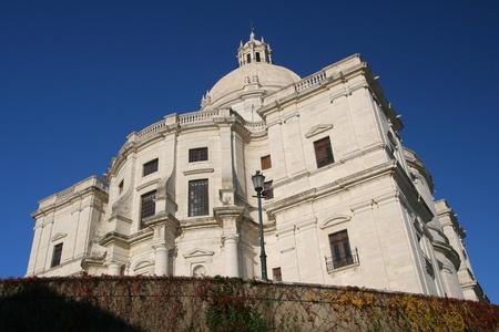 pantheon: National Pantheon in Lisbon Stock Photo