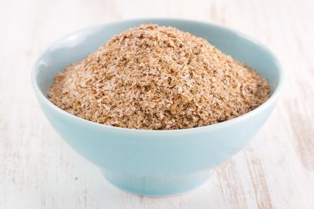 bran in bowl