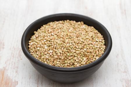 caloric: cereals in black bowl