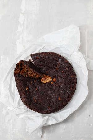 typical portuguese cake Bolo de Madeira
