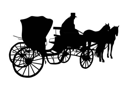 brougham: Vintage carriage
