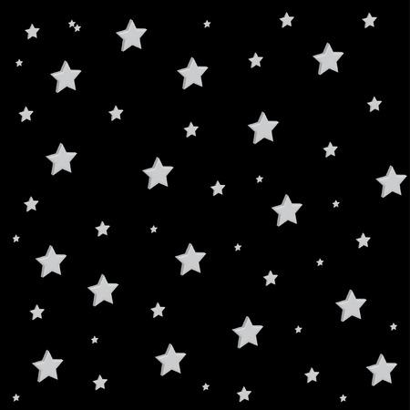 Vector Background Stars