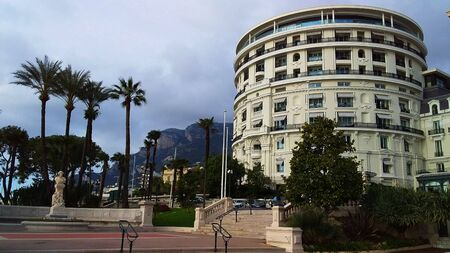Photo of Monaco, sights and just beautiful places.