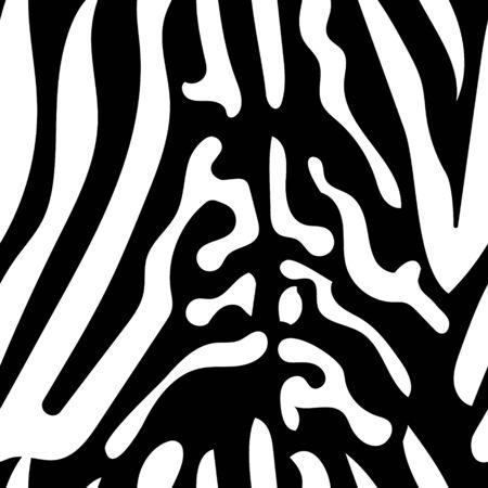 Animal skin pattern drawn by digital art