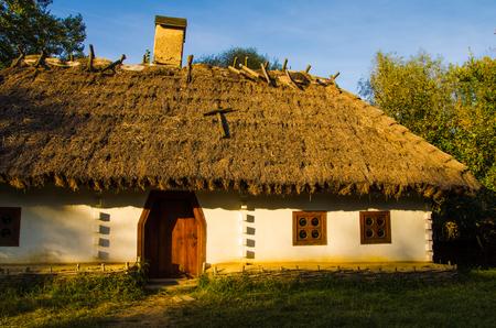 Ukrainian old house