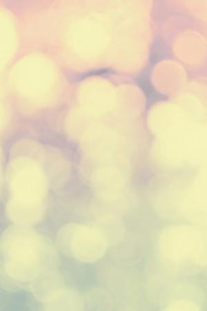 Soft lights background.  Festive Christmas background. Stockfoto