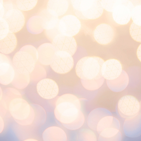 bokeh: Festive  blur background. Abstract twinkled bright background with bokeh defocused golden  lights