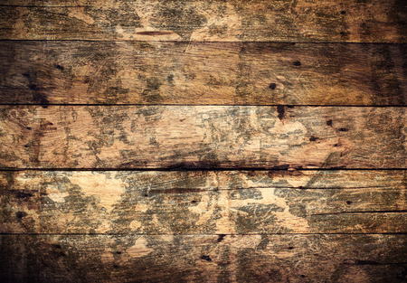 Old  Wood Texture Background. Grunge wooden oak  plank. photo