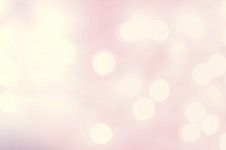 Elegant Abstract Defocused background with natural bokeh.  Blurred bright pink and white background with soft lights. Banco de Imagens