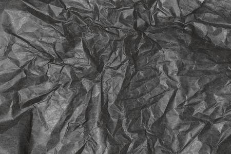 craft paper: Crumpled  paper background texture. Vintage craft paper texture dark grey color. Background of kraft package Paper.