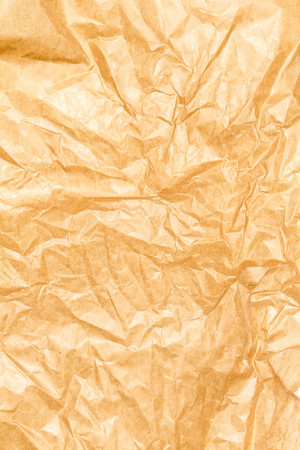 craft paper: Crumpled recycled paper background texture. Vintage craft paper texture brown  color. Paper for package.