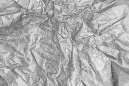 craft paper: Crumpled gray paper background texture. Vintage craft paper texture white grey color. Background of kraft package Stock Photo