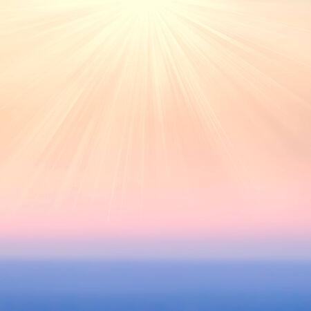 colores pastel: Antecedentes borrosa gradiente resumen con la luz del sol. Suave fondo degradado abstracto en tonos pastel Foto de archivo