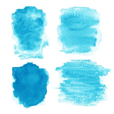 element design: Beautiful watercolor design elements for design.