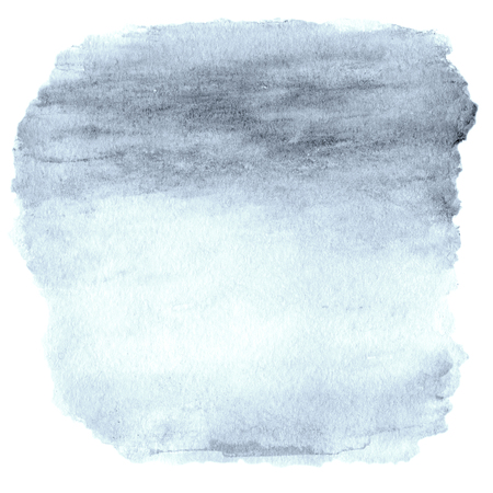 ombre: Grey  Watercolor Ombre Background.