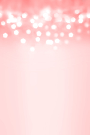 Christmas  background with sparkle white lights. Abstract twinkled bright backdrop  with bokeh defocused silver  lights Foto de archivo