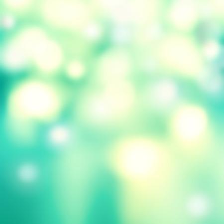 lucero: bokeh de fondo abstracto con las luces de desenfocado de �poca. luces de desenfoque festivas de colores suaves