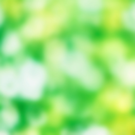 green background: Beautiful green spring background