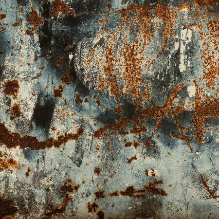 pitting: Abstract rust surface background. Grungy background with space for text or image