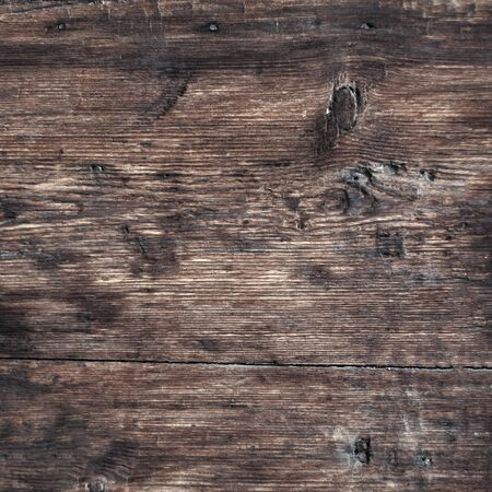 duckboards: Old vintage wooden textured background. Rustic, shabby, dark brown  color