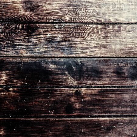 new ages: wooden background