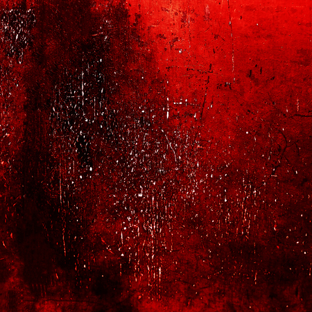 scratchy: Dark Red Dusty Scratchy Texture  Old and vintage grunge background with scratches