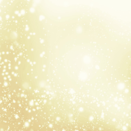 blinking: Glitter Defocused Background With Blinking Stars and snowflakes. Blurred Soft colored  Bokeh