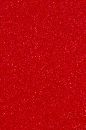 Red  Sparkle Wallpaper for Valentines Day and Christmas. Dark Red Abstract glitter Background for greeting and wedding invitation card