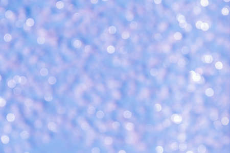 Blured White and Violet lights Abstract background.
