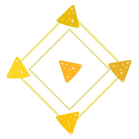 Cheese vector, appetizing cheese