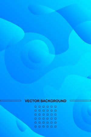 Abstract color modern geometric spots, vector background. Stock fotó - 138393712