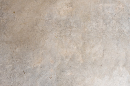 Full frame view of sealed concrete floor from above - abstract background Stock Photo