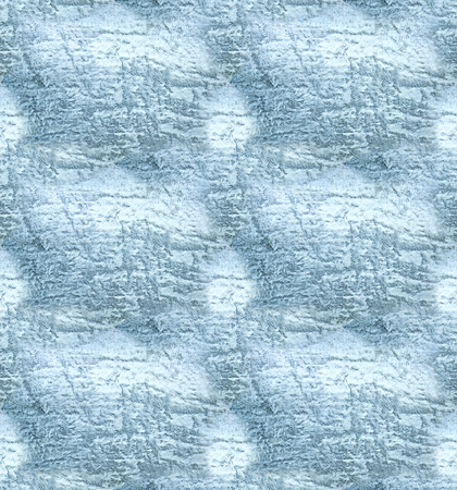Seamless texture - Old age, vintage, textiles - blue shabby plush fabric, background, scuffs - wardrobe.