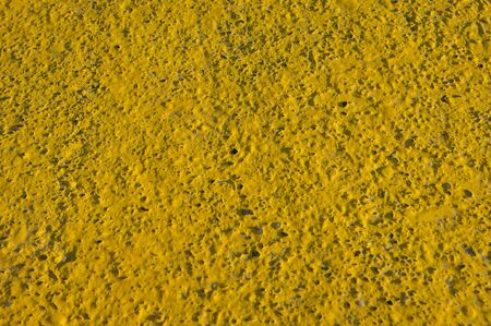 Background, texture - concrete wall, yellow. Rough surface. Stok Fotoğraf