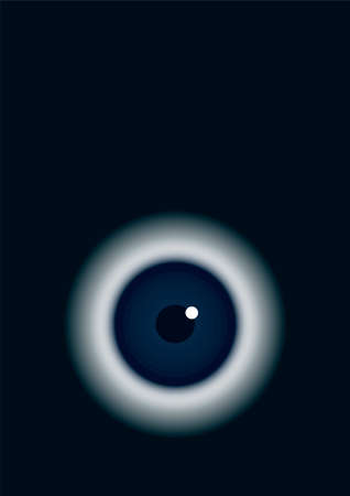 The eye of the darkness is watching you. Video surveillance. Total control over people and modern technology. Humanity is under surveillance.