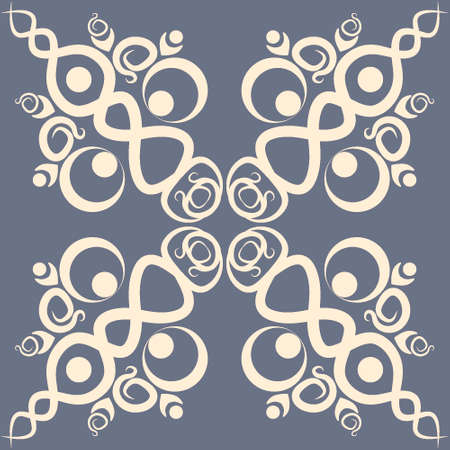 Seamless pattern, endless texture on a square background - stylized ethnic pattern - graphics. A fabulous world. Oriental motifs, tiles. Design elements. Background for website, blog, wallpaper, textiles, packaging.