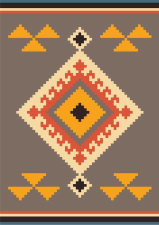 carpet texture: Traditional oriental carpet