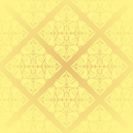 Beige wallpaper Stock Vector - 12964233