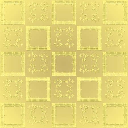 Seamless wallpaper - bamboo pattern (EPS 10) Vector