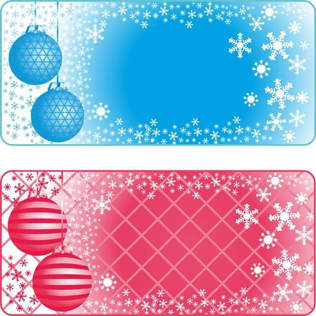 Christmas card or invitation card  Stock Vector - 15711066