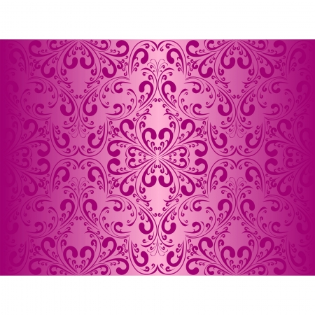 pink wall paper: Seamlesss violet wallpaper