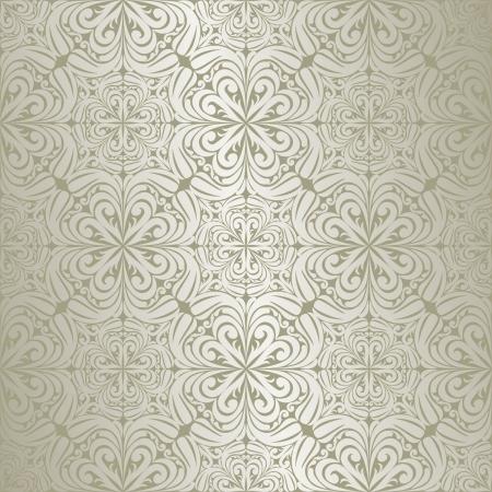 classy: Silver seamless wallpaper