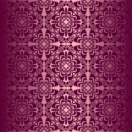 purple silk: Violet seamless wallpaper.