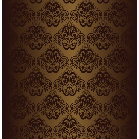 Brown seamless wallpaper. Stok Fotoğraf - 16662166